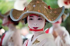 Hanagasa parade (walkkyoto) Tags: festival 祇園祭 hanagasa 花傘巡行 maiko 舞妓 geiko 芸妓 kyoto 京都 japan 日本 fe85mmf18