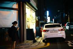 2201/1949 (june1777) Tags: snap street seoul night light bokeh sony a7ii helios 442 58mm f2 russian m42 2000 clear