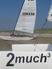 2much catamarans (Quetzalcoatl002) Tags: 2much boats catamaran sports watersports beach bloemendaal whiteness sailing