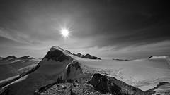 Breithorn 4164m (ivoräber) Tags: breithorn switzerland sony schweiz swiss systemkamera black white zermatt glacier paradise bw wallis valais alps
