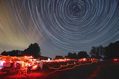 Startrail MTT 2019 (hodorgabor) Tags: stars longexposure sky space startrail dark astrophoto astrophotography astrocamp astrolandscape redlight polaris