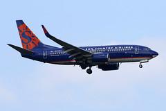 B737-7.N711SY-2 (Airliners) Tags: suncountry suncountryairlines 737 b737 b7377 b737700 b73773v b737ng boeing boeing737 boeing737700 boeing73773v iad n711sy 72719