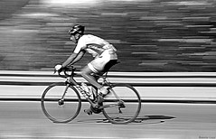 As fast as you like (in Explore) (Ronnie Gaye) Tags: vtrofeucclaviletagpferreriarafelmiralls cyclists ciclista cycling ciclismo mallorca panning slidersunday postprocessedhdr photocriticphotographyschool