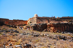 Venetian Fort at Gramvousa / Венециански форт на Грамвуса (mitko_denev) Tags: gramvousa грамвуса γραμβούσα крит гърция средиземноморие средиземноморе море κρήτη crete greece hellas ελλάσ ελλάδα mediterranean sea island mediterraneansea форт fort ruins останки руини griechenland kreta