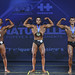 Classic Physique True Novice 2nd Morataya 1st Garceau 3rd Loiselle