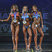Bikini True Novice 2nd Parathoen 1st Dionne 3rd Levy