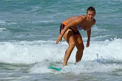 Beginner surfgirl (David B. - just passed the 7 million views. Thanks) Tags: 100400mm 100400 fe100400mm sonyfe100400mmf4556gmoss a6000 ilce6000 sonya6000 sonyilce6000 sonyalpha6000 mimizan beach sea mer landes aquitaine france sony 400mm plage waves wave surf surfing wetsuit girl girls woman feminine surfer surfgirl surfergirl bikini swimwear swimsuit