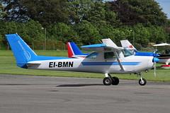 EI-BMN Cessna F152 NFC (eigjb) Tags: weston airport eiwt dublin general aviation aircraft airplane aeroplane light plane spotting 2019 eibmn cessna reims f152 c152 cessna152 nfc national flight centre ireland
