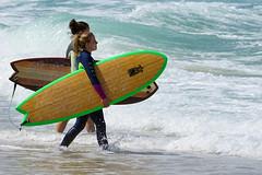 2 surfgirls (David B. - just passed the 7 million views. Thanks) Tags: 100400mm 100400 fe100400mm sonyfe100400mmf4556gmoss a6000 ilce6000 sonya6000 sonyilce6000 sonyalpha6000 mimizan beach sea mer landes aquitaine france sony 400mm plage waves wave surf surfing wetsuit girl girls woman feminine surfer surfgirl surfergirl roxy