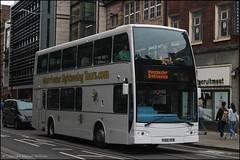 Bullocks Coaches PO59KFW (Mike McNiven) Tags: bullockscoaches bullocks manchester sightseeing tour optare olympus princess street princessstreet