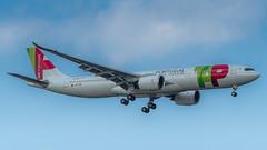 CS-TUE (gankp) Tags: cstue airbusa330941 tapairportugal a330neo lisbon portugal