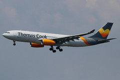 G-TCXD | Airbus A330-243 | Thomas Cook Airlines (cv880m) Tags: england newyork airplane airport aircraft aviation jfk airline airbus kennedy a330 spotting airliner johnfkennedy jetliner planespotting thomascook 332 kjfk 330200 thomascookairlines 330243 gtcxd