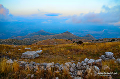 Lykaion mt, the sacred mountain of Arcadians. (Elias Chris) Tags: sunrise lykaionarcadia lykaiongreece arcadia arkadia arcadiagreece mounten megalopolis megalopolisarcadia megalopolisgreece greece ελλάδα μεγαλόπολη λύκαιο λύκαιοόροσ αρχαίαελλάδα αρκαδία ancient ancientarcadia ancientgreece