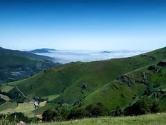 Mer de nuages (Photosuite Pob) Tags: france esterençuby merdenuages montagne paysage