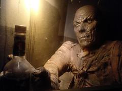 reaching (n.a.) Tags: scary man bottle dungeon horror garlic shots frith soho london