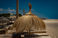 Novo Sancti Petri... (hobbit68) Tags: holiday urlaub strand beach playa sun sky sonnenschein sunset sonne sommer spanien spain sunshine summer sand steg espagne espanol espana liegen himmel clouds wolken ferien andalusien andalucia fujifilm xt2