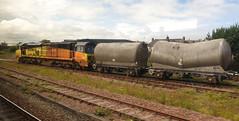 Aberdeen (DarloRich2009) Tags: colasrailfreight colasrail colas class70 aberdeen aberdeenstation aberdeenrailwaystation cityofaberdeen 70812