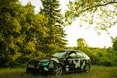 Seat Trip (pap1tyy) Tags: yellow seat leon forest trip day tuning camuflage magic tree