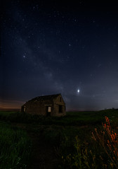 Nightscape (selvagedavid38) Tags: milkyway essex night nightscape nocturnal sky stars jupiter constellation dark barn astrophotography outdoors landscape