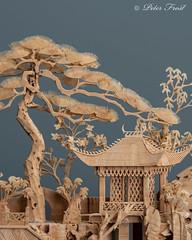 Macro Monday Wood (Frostie2006) Tags: macro monday macromonday macromondays mondays peter frost peterfrost nikon d500 nikond500 close up closeup wood macromondaywood sigma 105 sigma105macro micro cork sculpture miniature miniaturecorkcarving