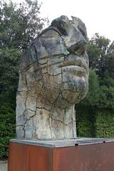 Tindaro Screpolato (kate223332) Tags: scultura bronze bronzo mitoraj firenze florence