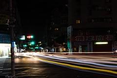 Light trails. (蒼白的路易斯) Tags: 光軌 長曝 longexposure night canoneos77d