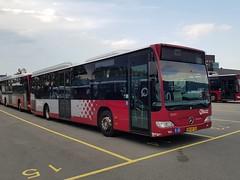 NLD Qbuzz 3237 ● Groningen Peizerweg (Roderik-D) Tags: qbuzz31003301 groningengaragepeizerweg 3237 bxgf75 2009 dieselbus euro5 mercedesbenz citaro2 o530ü savas bege überlandbus streekbus 2axle 2doors ivu gorba