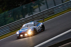 Nissan GT-R, 24 hours of Spa Francorchamps, 2019 (Thibault Gaulain) Tags: nikon d7200 tamron 100 400 100400 belgium belgique spa francorchamps circuit track sport course race racing voiture car auto automobile outdoor outside blancpain endurance series sro battle fight intercontinental gt challenge pirelli tyre tyres wing racecar downforce 2019 24 24h heures pluie rain weather wet pro am proam water été summer clouds fence gt3 nissan gtr godzilla r35