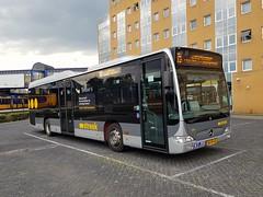 NLD Qbuzz 3147 ● Groningen Busstation (Roderik-D) Tags: qbuzz31003301 bxfv43 groningenstation gd2020 3147 2009 dieselbus euro5 mercedesbenz citaro2 o530ü savas bege überlandbus streekbus 2axle 2doors ivu gorba streeklijn65