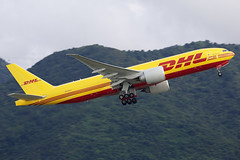 Southern Air (DHL) | Boeing | 777-FZB | N706GT | Hong Kong International (Chek Lap Kok) Airport | Hong Kong (TFG Lau) Tags: vhhh hkia hkg hongkong hongkonginternationalairport haeco airplane aeroplane aircraft aviation plane planespotting spotting canon canoneos canon5dmarkiii eos eos5dmarkiii ahkgap southernair dhl soo 9s boeing boeing777 b777 b777f 777 n706gt cargoplane cargojet