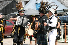 Calstock Heritage weekend 2019 (Dartmoor Border Morris`s) Tags: old border morris dartmoor black heritage town dancing folk plymouth company brewery farmer maids calstock wreckers twelves