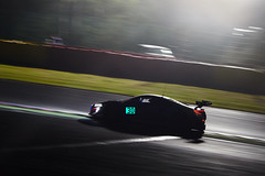 Honda NSX, 24 hours of Spa Francorchamps, 2019 (Thibault Gaulain) Tags: nikon d7200 tamron 100 400 100400 belgium belgique spa francorchamps circuit track sport course race racing voiture car auto automobile outdoor outside blancpain endurance series sro battle fight intercontinental gt challenge pirelli tyre tyres wing racecar downforce 2019 24 24h heures pluie rain weather wet pro am proam water été summer clouds fence gt3 acura nsx honda motul clair obscur lowkey low key nuit night combes chicane