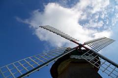 Elytres (Atreides59) Tags: moulin sky ciel nuages clouds bleu blue paysbas holland hollande netherlands pentax k30 k 30 pentaxart atreides atreides59 cedriclafrance
