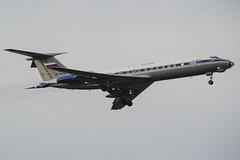 RF-94296 Tupolev Tu-134AK Russia - Air Force (Nathan_Ivanov) Tags: airplane aircraft ckl chkalovsky uumu spotting tupolev tu134