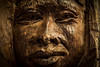 MM: Himba wood carving (Valérie C) Tags: wood macromondays madeofwood himba art wooden sculpture africa namibia macro carving tribe artisanat