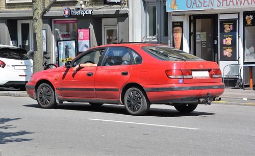 Toyota Carina E 1,6 l (T19, 1994)