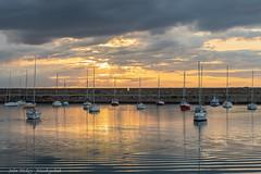 Sunset - DSC_0343 (John Hickey - fotosbyjohnh) Tags: 2019 dunlaoghaire july2019 sunset dublin ireland landscape seascape coast irishsea nikon nikond750 flickr