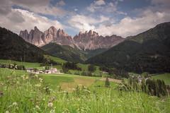 St Magdalena, Villnöss, Dolomite 2019 (matimages) Tags: italie villnöss funes dolomites