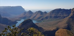 Blyde River Canyon (Rckr88) Tags: mpumalanga southafrica blyde river canyon blyderivercanyon canyons water rivers mountain mountains green greenery outdoors travel south africa