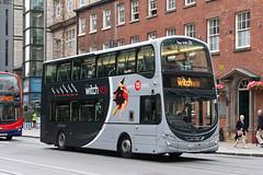 Transdev 2776 BF63 HCU (johnmorris13) Tags: transdev 2776 bf63hcu volvo b9tl wrightgemini wrightbus bus