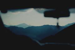 déjà vu VI (Damla Özcan) Tags: nature trabzon zigana mountain landscape cow animal dreamy sky clouds blue color canon eos 5d mark ii 50mm f14