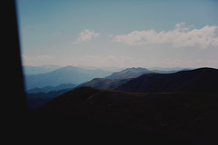 déjà vu II (Damla Özcan) Tags: nature trabzon zigana mountain landscape cow animal dreamy sky clouds blue color canon eos 5d mark ii 50mm f14