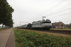 Rail Force One 1829 en 1553 met Cabooter Shuttle (vos.nathan) Tags: horst sevenum hrt rail force one 1829 rfo 1553 g1206 1600 1800