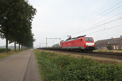 189 073 te Horst Sevenum (vos.nathan) Tags: horst sevenum hrt br 189 baureihe deutsche bahn db dbc cargo 073