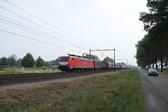 189 071 met staaltrein (vos.nathan) Tags: horst sevenum hrt br 189 baureihe deutsche bahn db dbc cargo 071