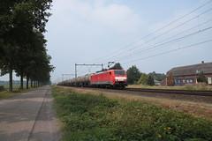 DB cargo 189 081 te Horst Sevenum (vos.nathan) Tags: horst sevenum hrt br 189 baureihe deutsche bahn db dbc cargo 081