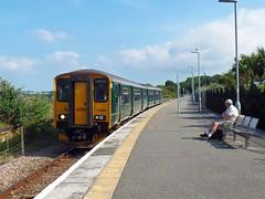 150265 Newquay (1) (Marky7890) Tags: gwr 150265 class150 sprinter 2n08 newquay railway cornwall atlanticcoastline train