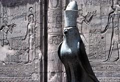 egypte_edfou_002 : Edfou, Egypte (pascalvu1) Tags: egypt film kodachrome nikonf art
