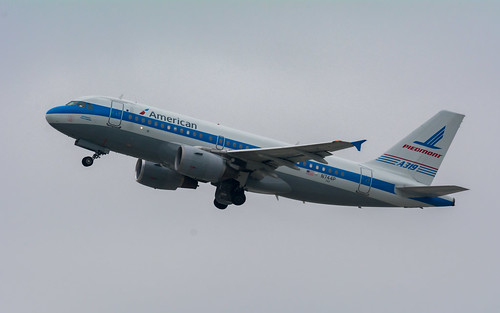 American Airlines Retrojet by beltz6, on Flickr