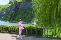 Osaka Castle (Eddie48031) Tags: sony alpha 6000 japan osaka 35mm f18